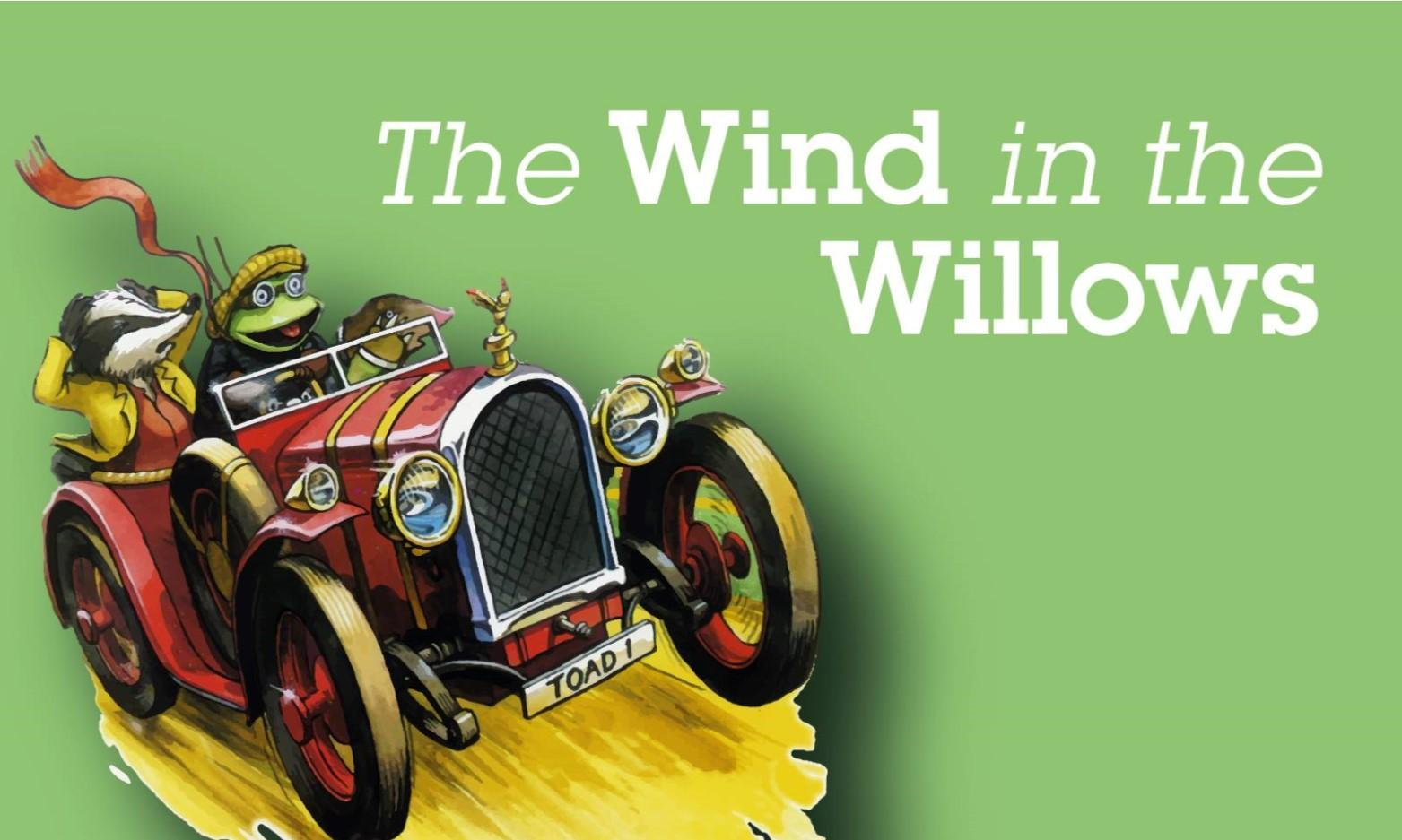 The Wind in the Willows at Pembroke Castle