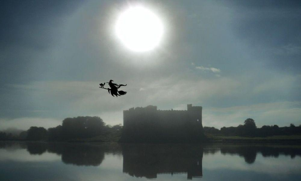 Witch Hunt at Carew Castle