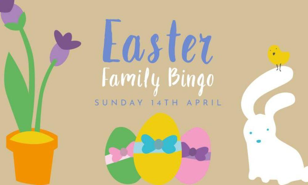 Wolfscastle Easter Family Bingo