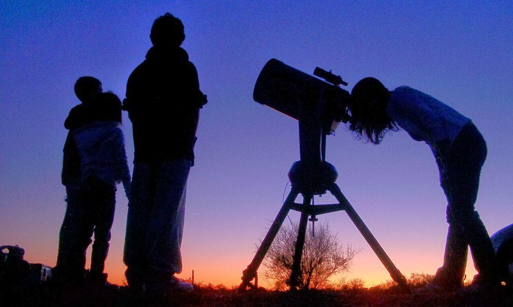 Amazing Astronomy Saturday at Swansea Waterfront Museum