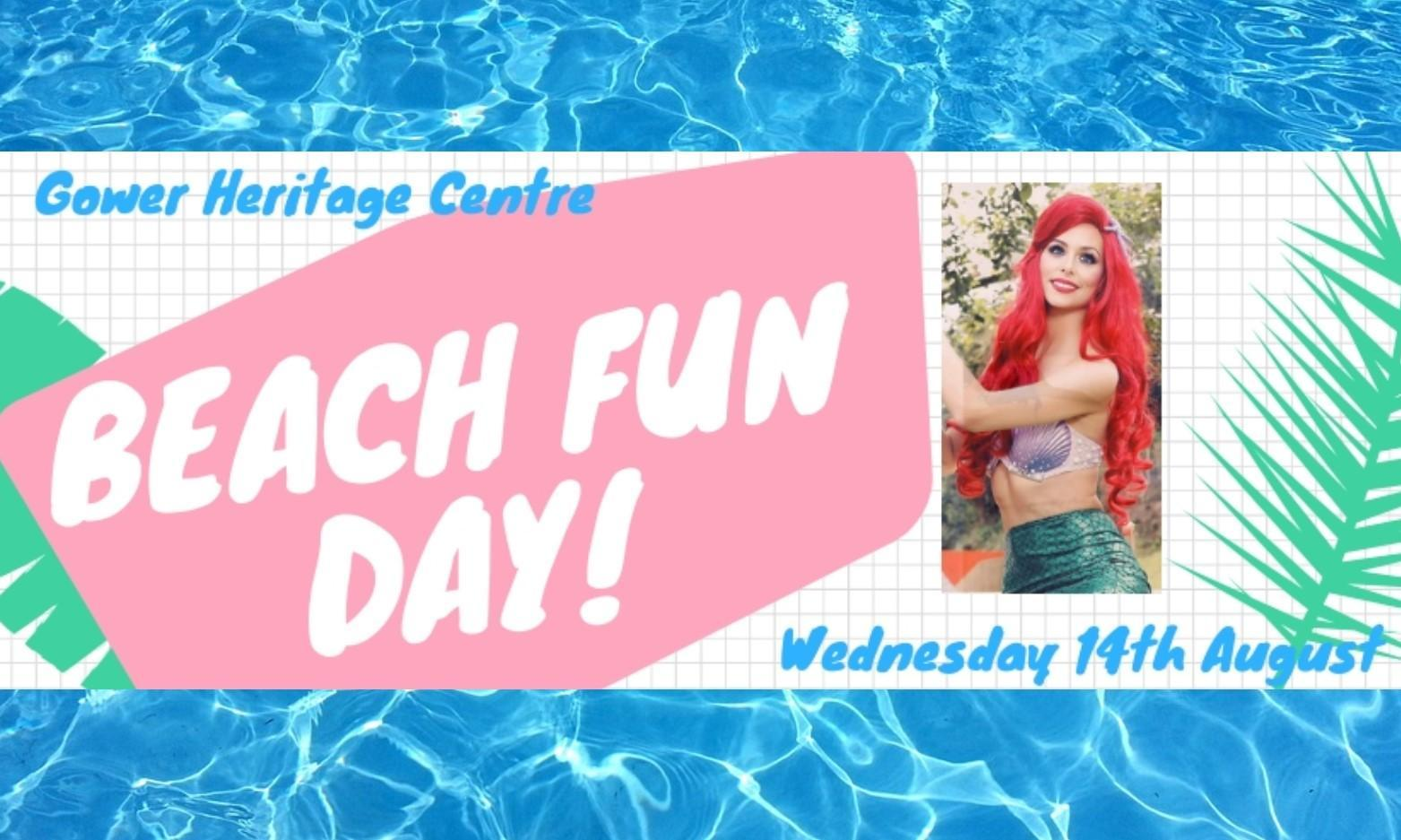 Beach Fun Day at Gower Heritage Centre