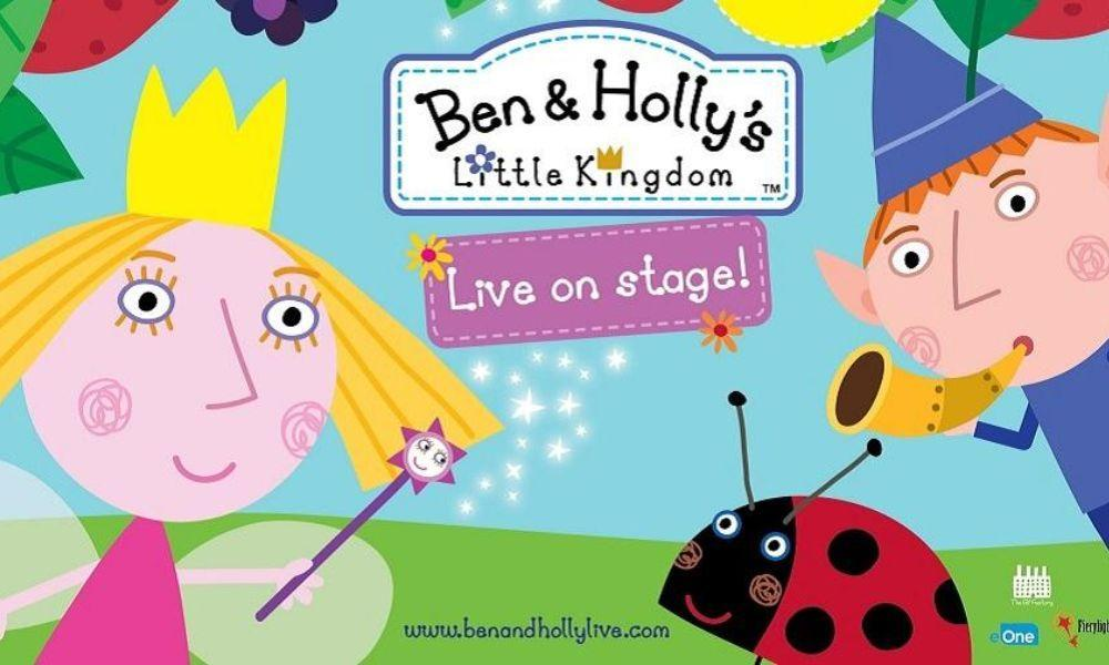 Ben and Holly's Little Kingdom Live on Stage at Swansea Grand Theatre