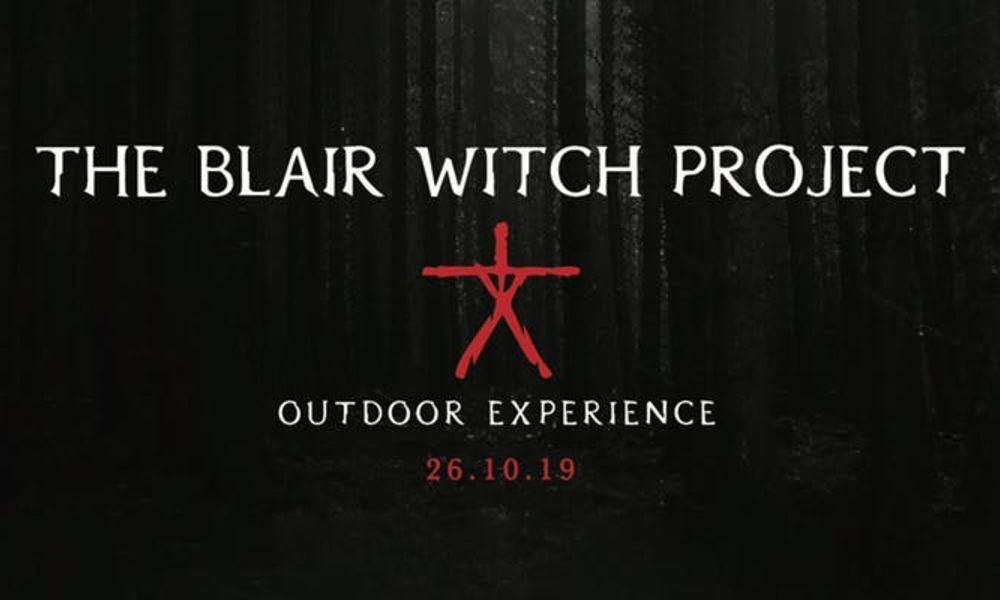 Blair Witch Outdoor Halloween Experience in the Gower