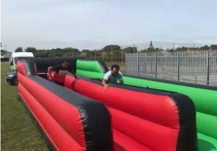 Bungee Run at The Purple Badger