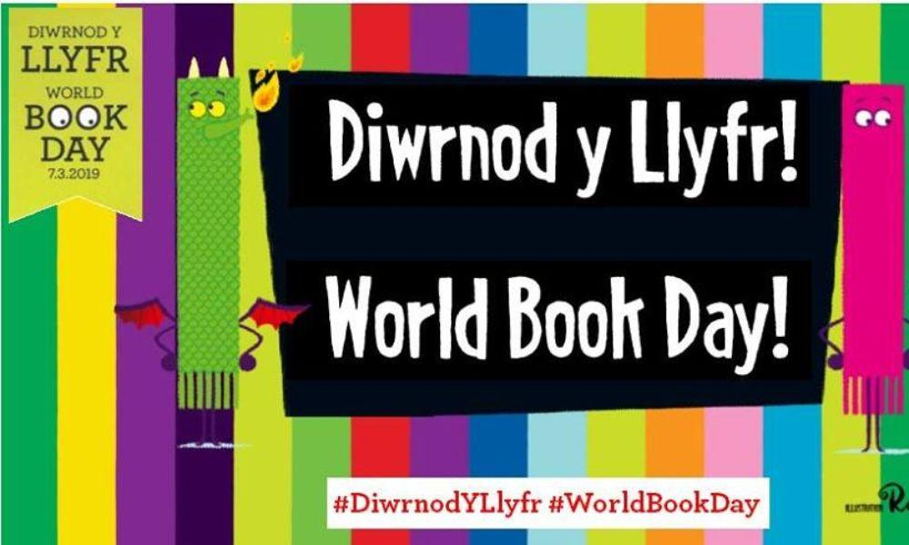 Celebrate World Book Day at Swansea Central Library