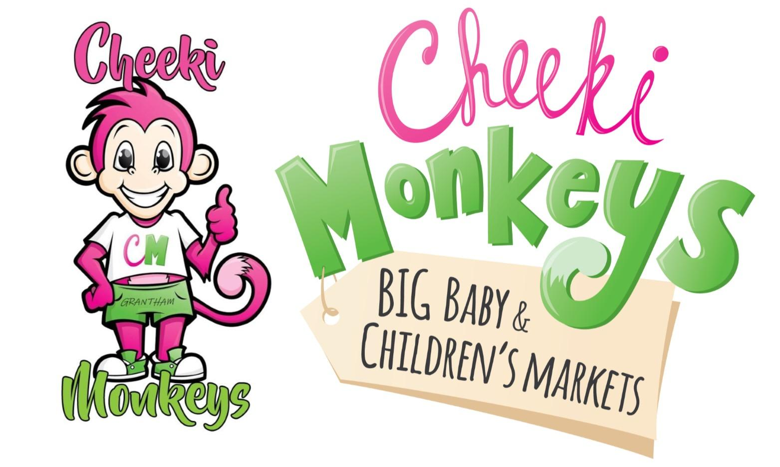 Cheeki Monkeys BIG Baby and Children's Market Swansea