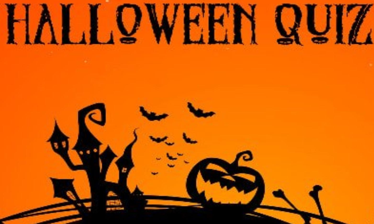 Clockworks Halloween Quiz of The Year