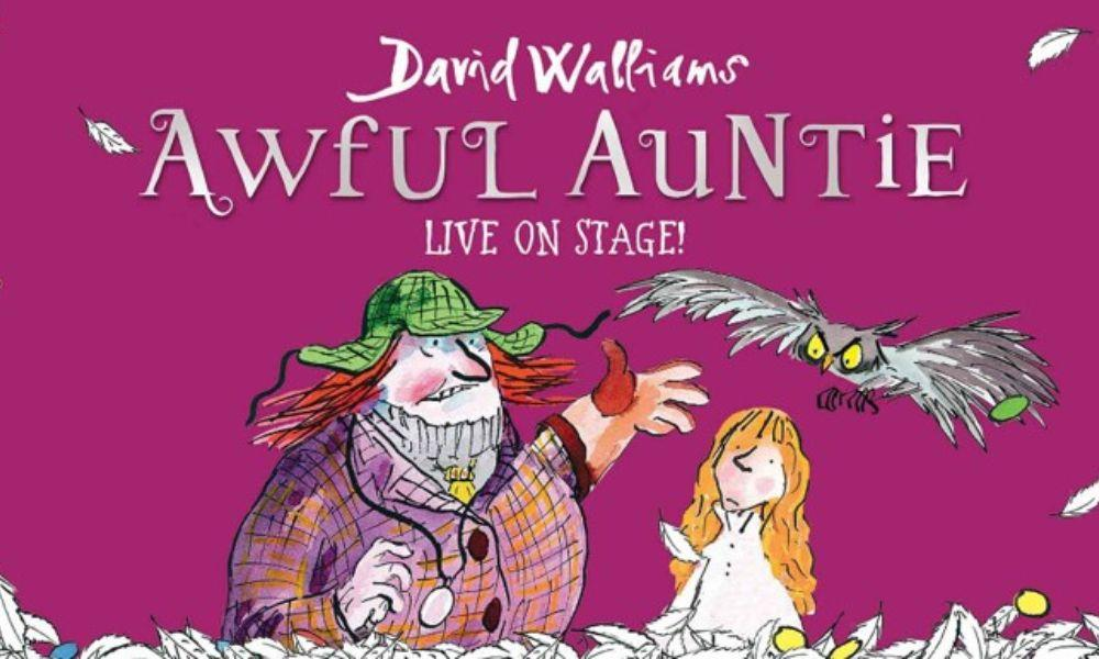 David Walliams' Awful Auntie Live on Stage