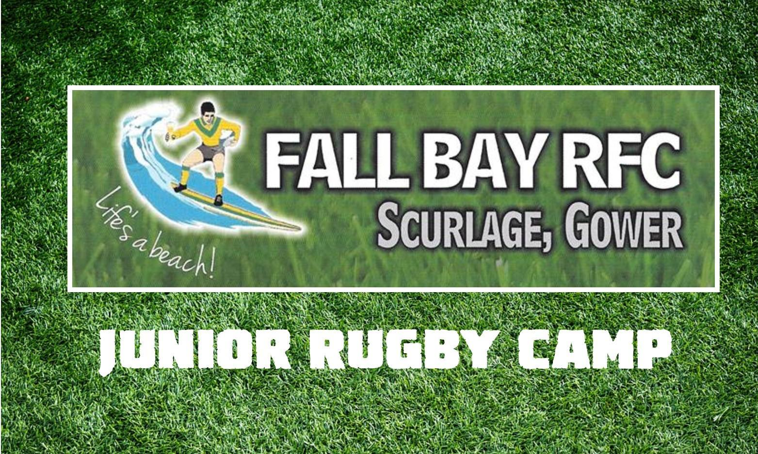 Fall Bay Jnr Rugby Camp