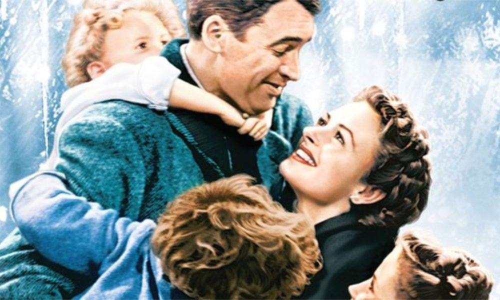 Festive Movie It's a Wonderful Life at Swansea Waterfront Museum