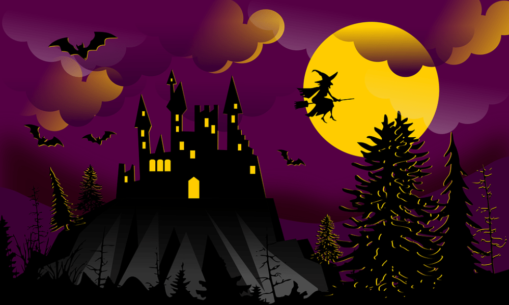 Halloween Fancy Dress with Spooky Story and Craft in Morriston Library