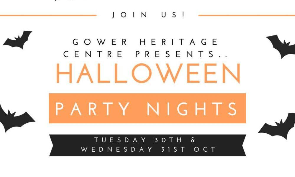 Halloween Party Nights at Gower Heritage Centre
