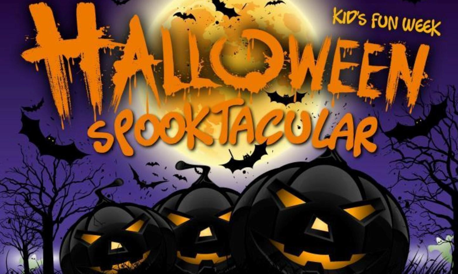Halloween Spooktacular Kid's Fun Week at RSPCA Llys Nini