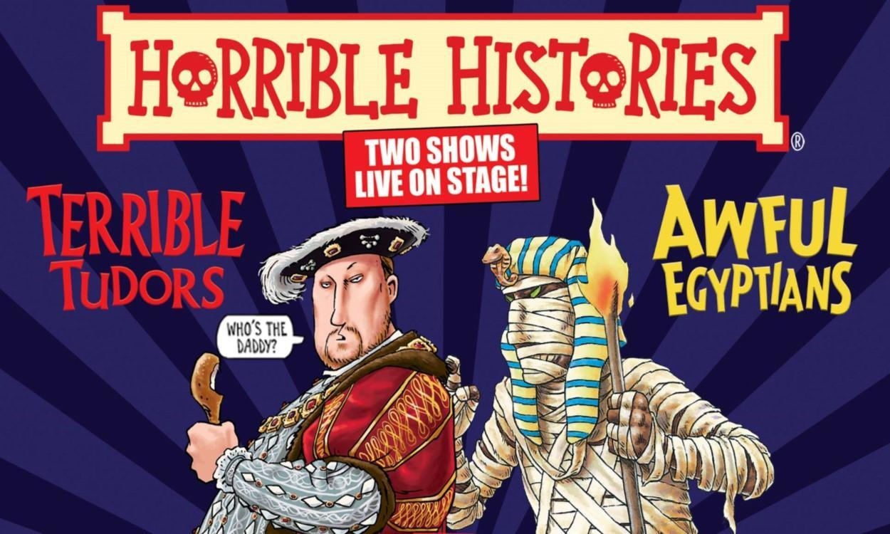 Horrible Histories Shows at Swansea Grand Theatre