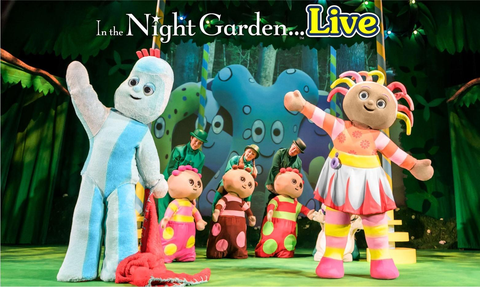 In The Night Garden Live at Swansea Grand