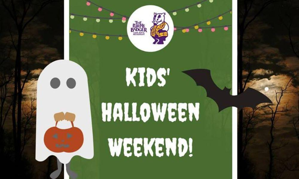 Kids' Halloween Weekend at Purple Badger
