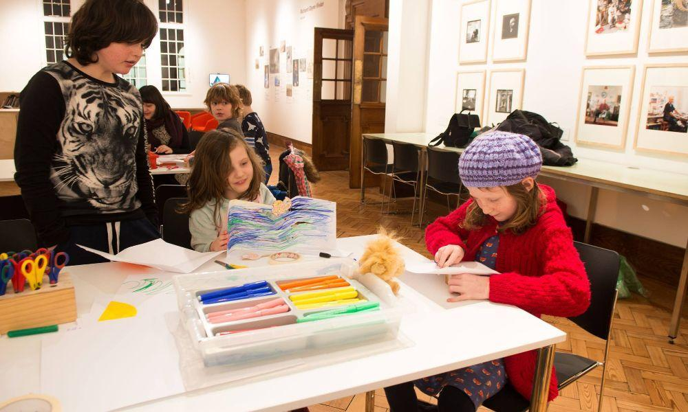 Family Fun Day at Glynn Vivian