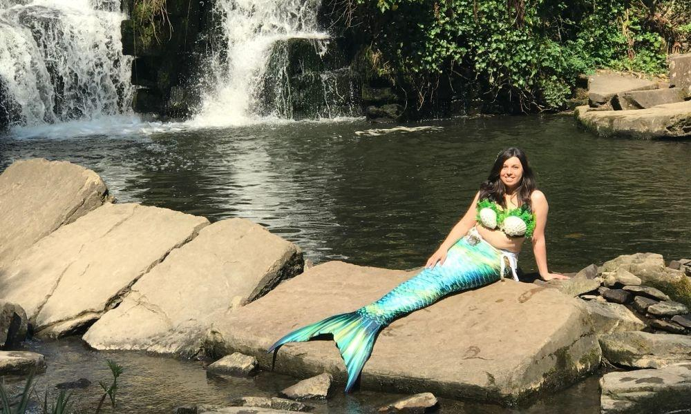 Meet Miss Mermaid Swansea