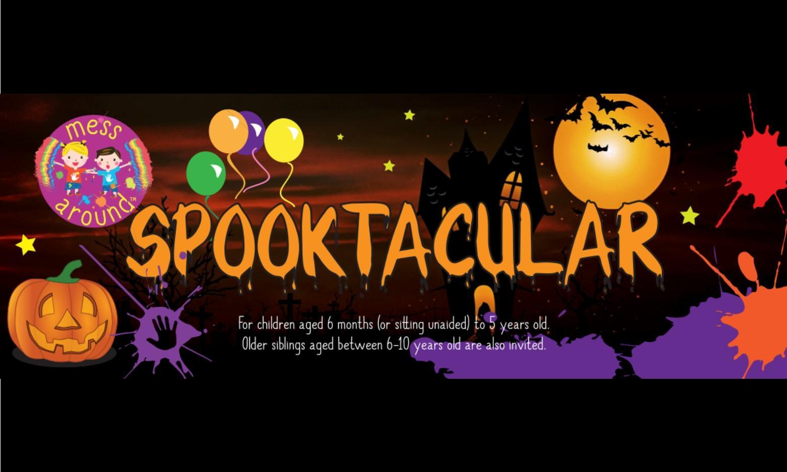 Messy Play Port Talbot – Spooktacular