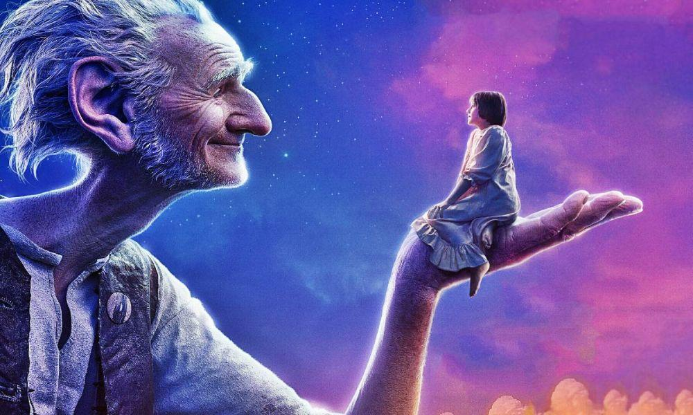 Monthly Movies BFG at Swansea Waterfront Museum