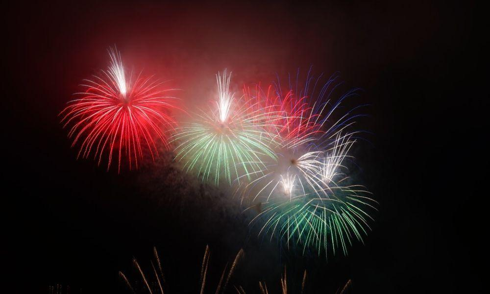 Morriston Rugby Club Fireworks Display
