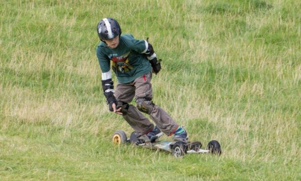 Mountain Boarding for Over 6 years olds