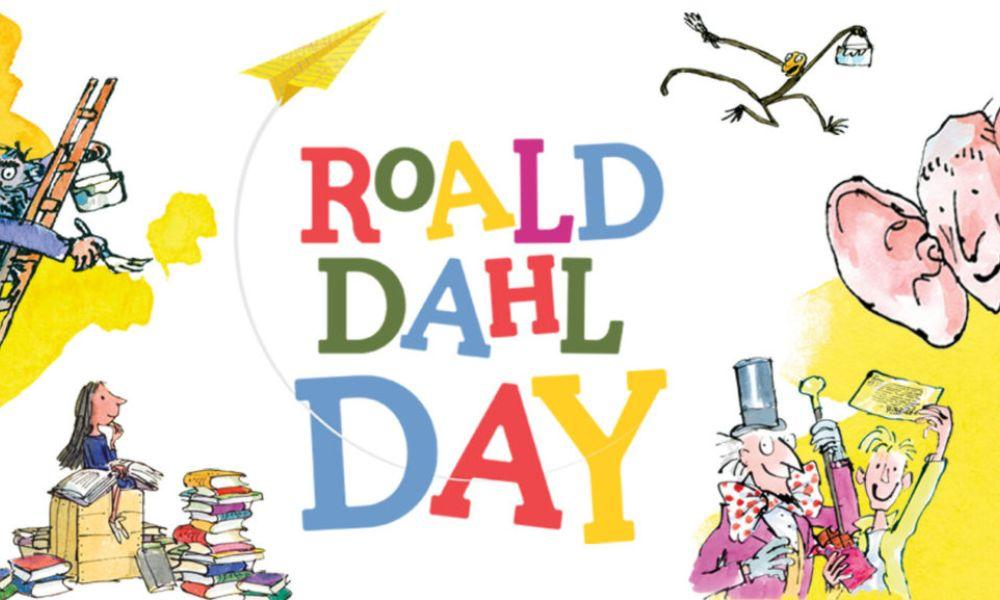 Roald Dahl Day at Swansea Waterfront Museum