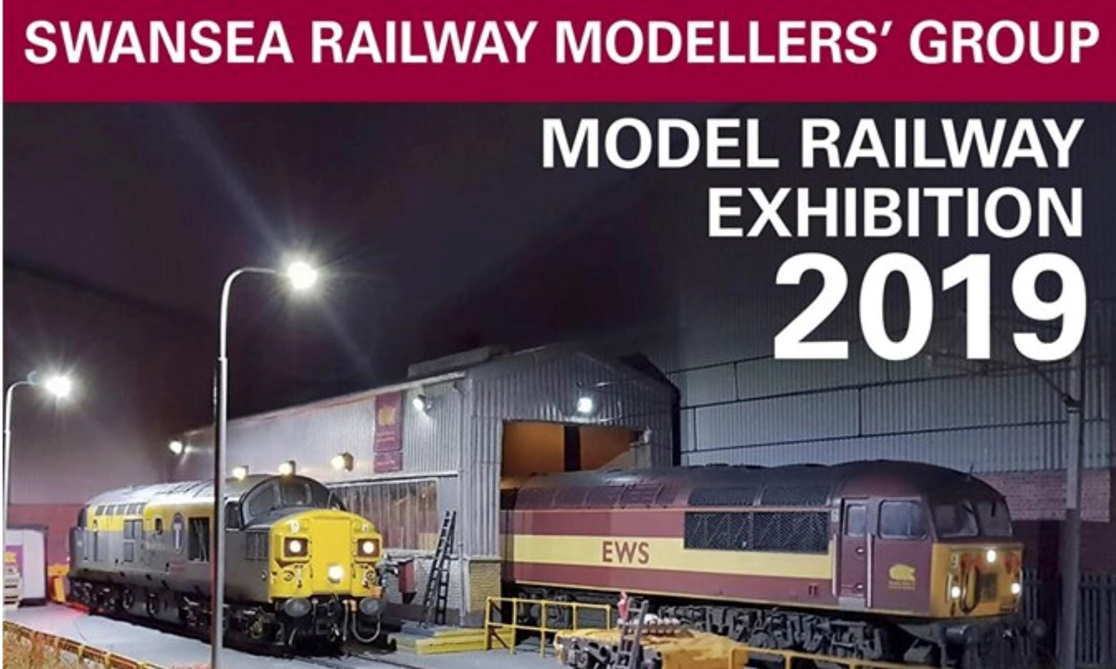 SRMG's Model Railway Exhibition in Swansea