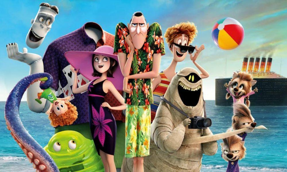 Special Offer on Hotel Transylvania 3 at Vue Swansea