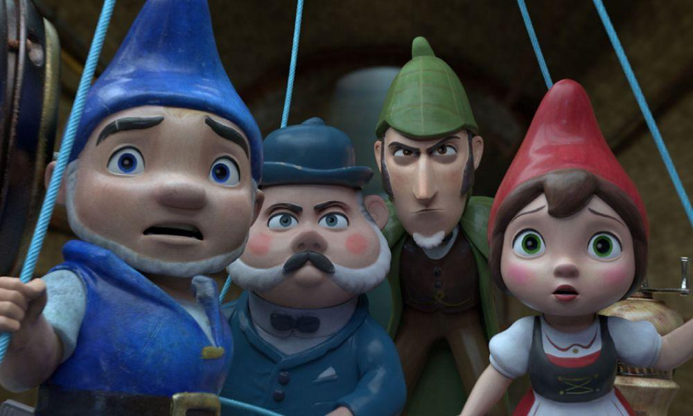Special Offer on Sherlock Gnomes at REEL Cinema Port Talbot