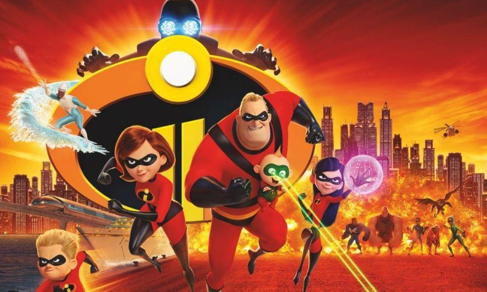 Special Offer on Incredibles 2 at REEL Cinema Port Talbot