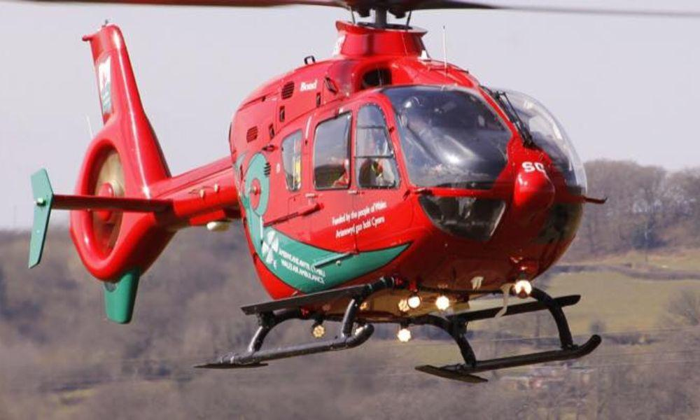 Summer Fete for the Welsh Air Ambulance
