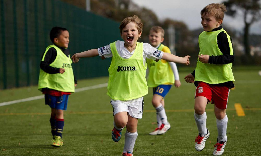 Swansea City AFC Whitsun Soccer Camps in Bishopston
