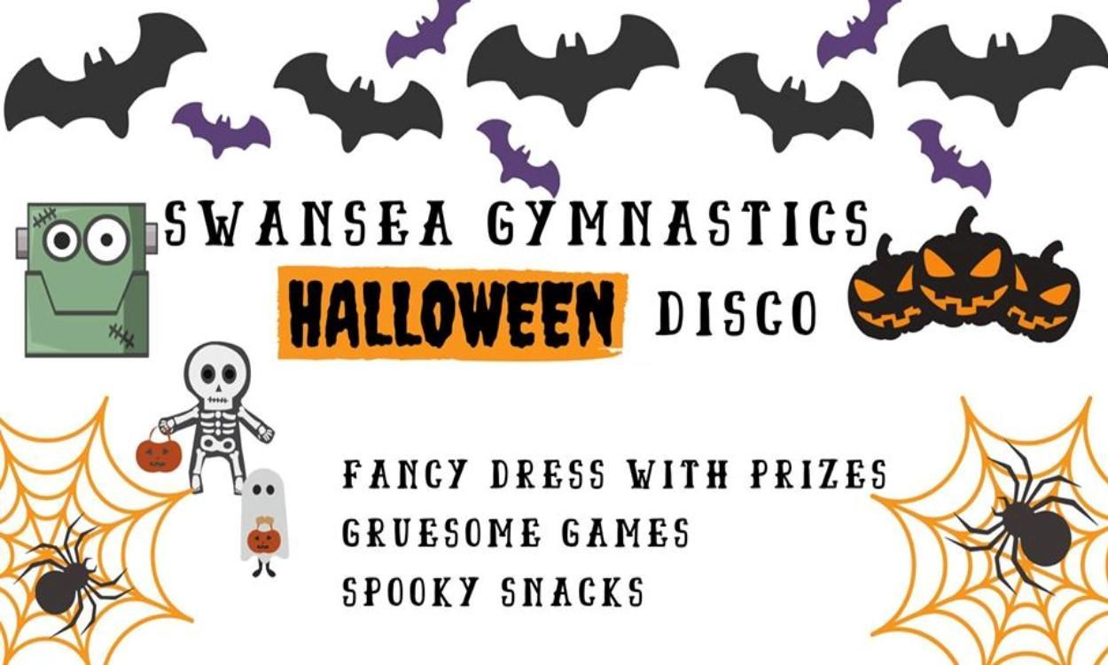 Swansea Gymnastics Halloween Disco