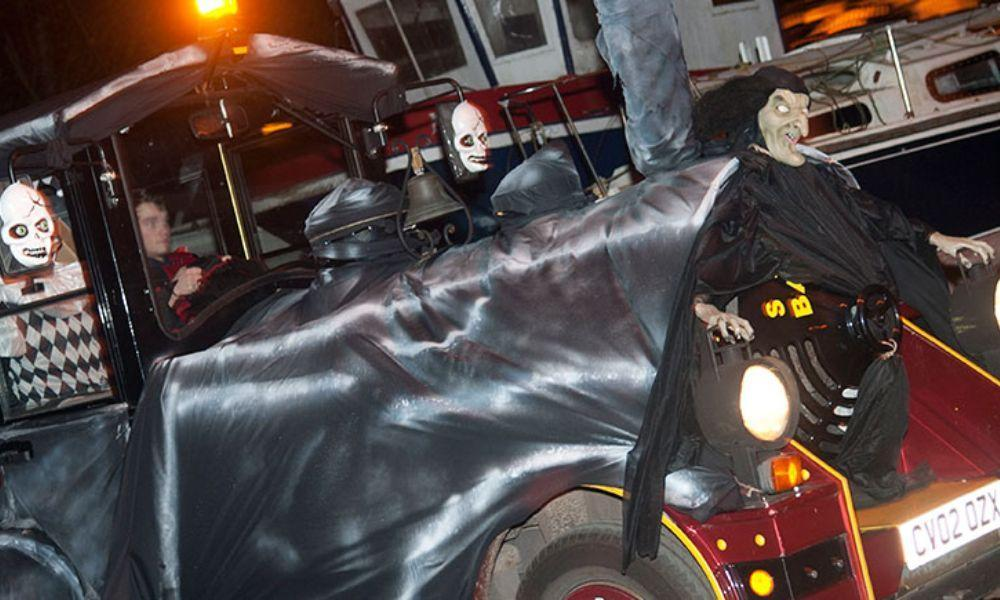 Swansea Halloween Ghost Train