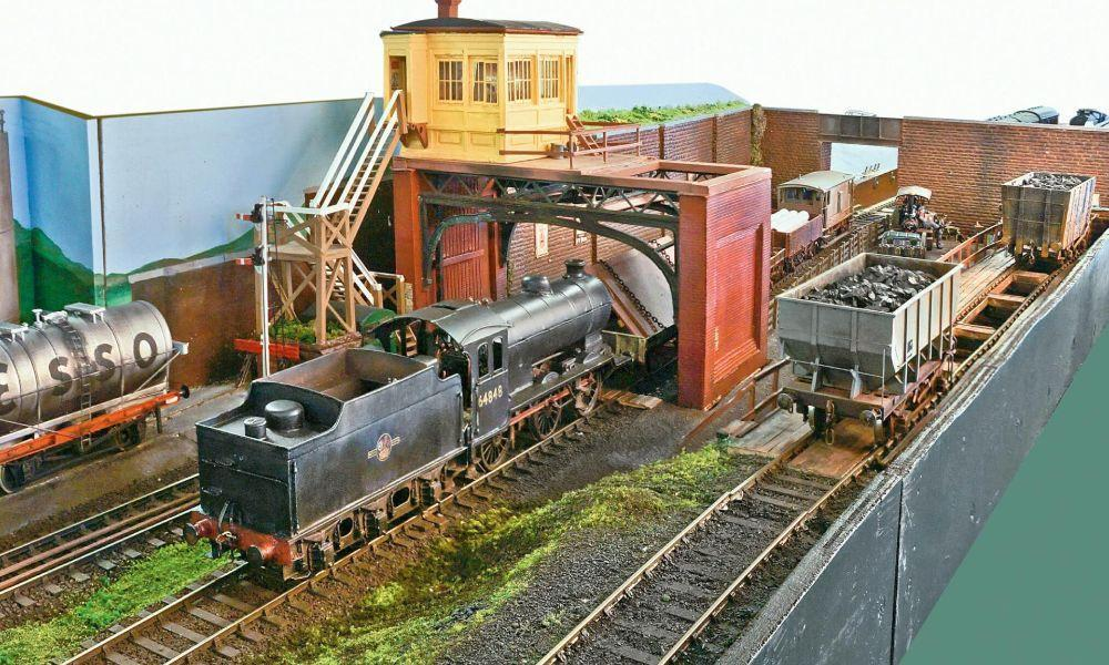 Swansea Railway Model Show 2018