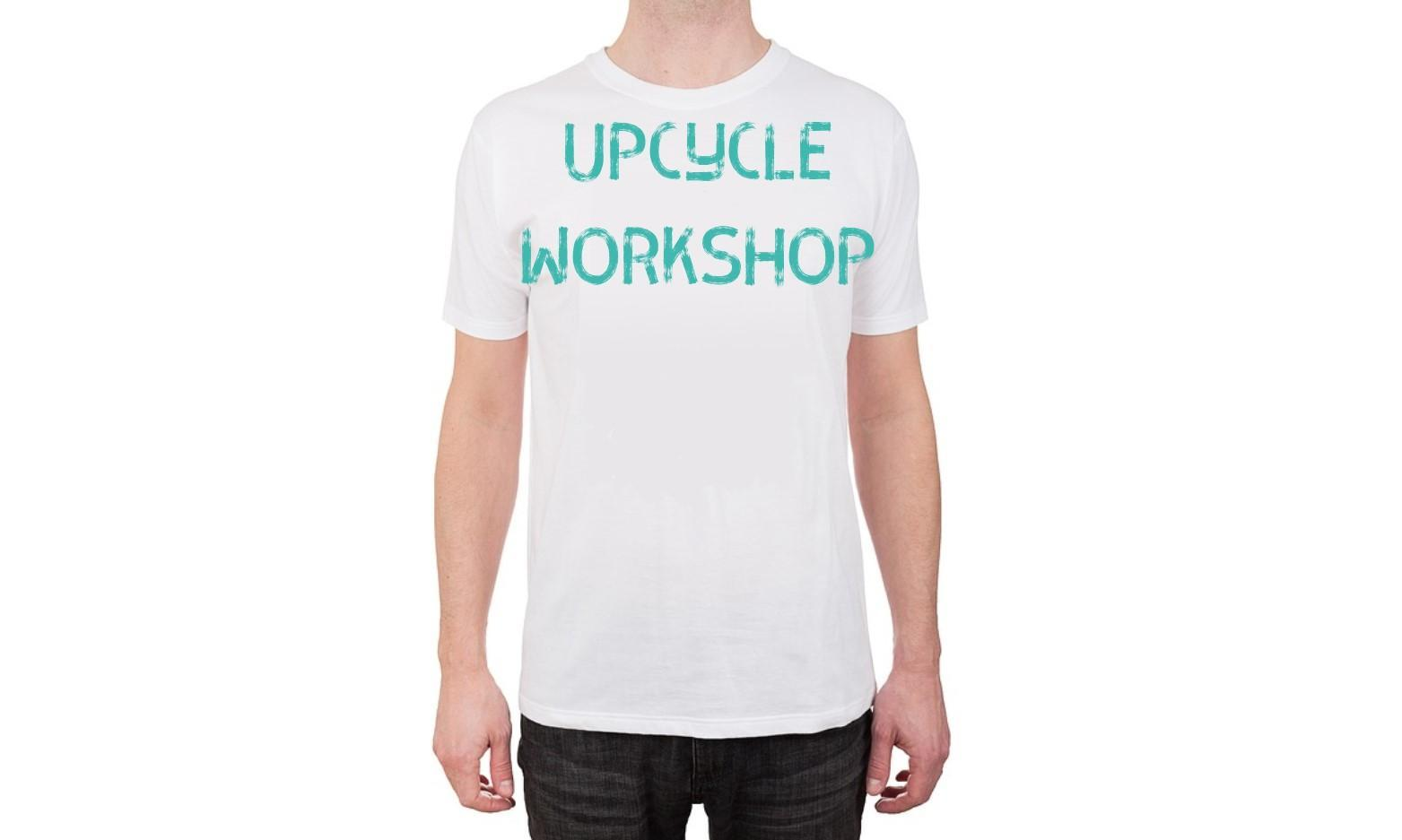T-shirt Upcycling at St Thomas Library