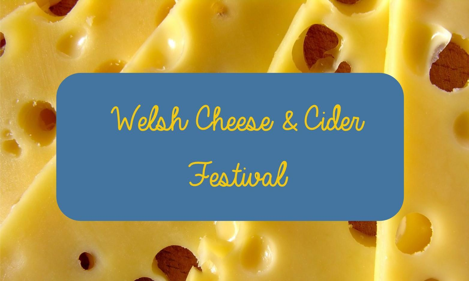 Welsh Cheese and Cider Festival