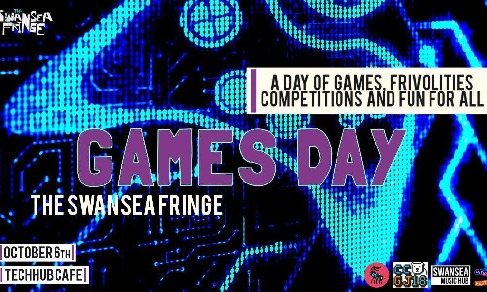 The Swansea Fringe: Games Day