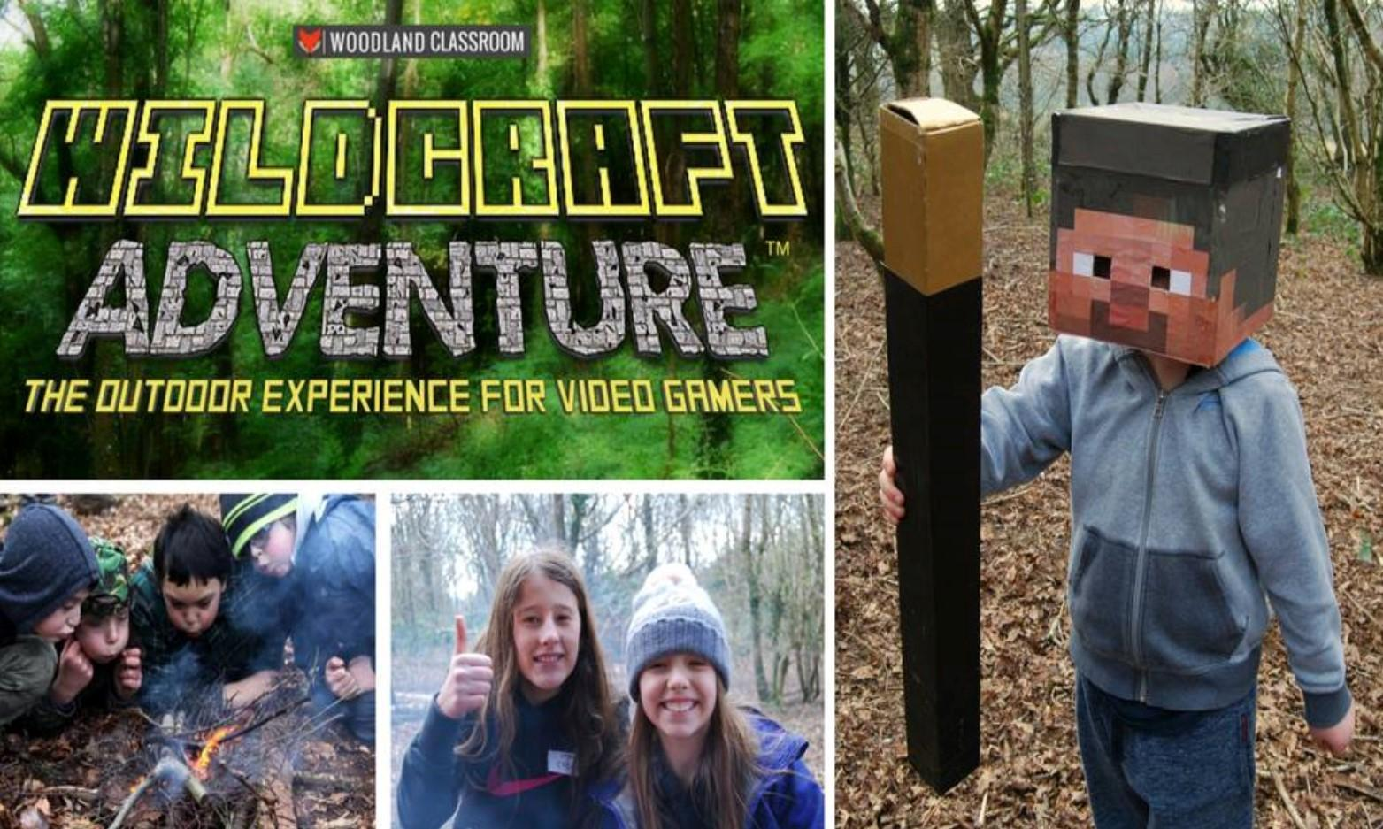 Wildcraft Outdoor Adventure for Video Gamers