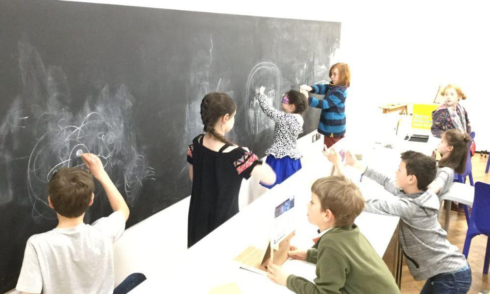 Young Makers at Glynn Vivian Art Gallery