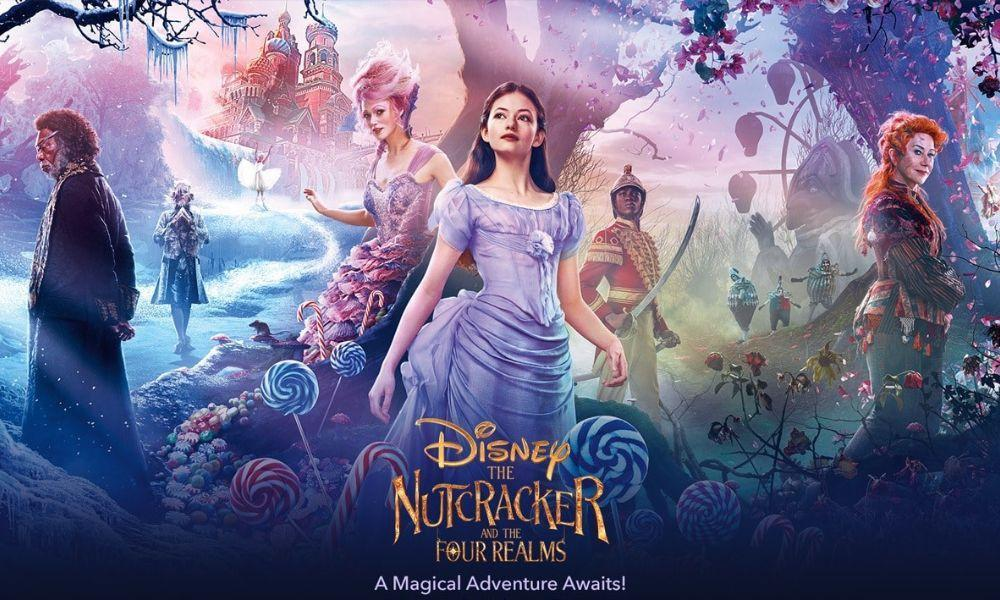 Special Offer on The Nutcracker and the Four Realms at Vue Carmarthen