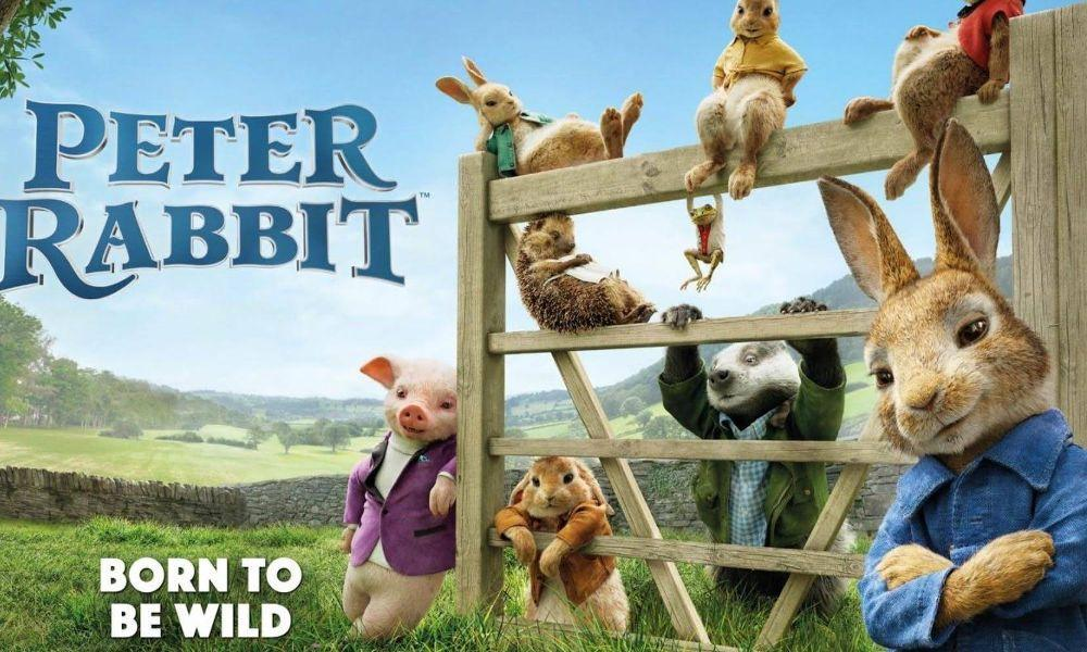 Special Offer on Family Tickets to Peter Rabbit at Cinema and Co