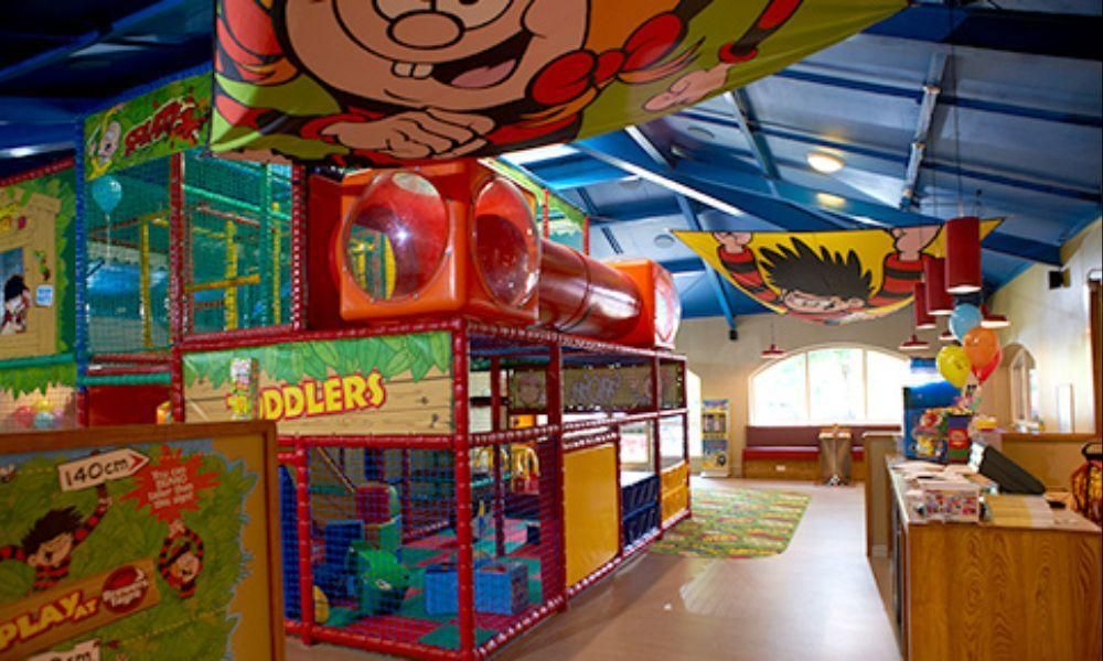 Soft Play at Brewers Fayre Llanelli
