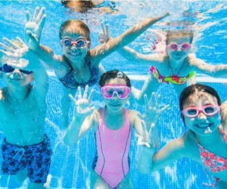 Swimming Lessons and Clubs