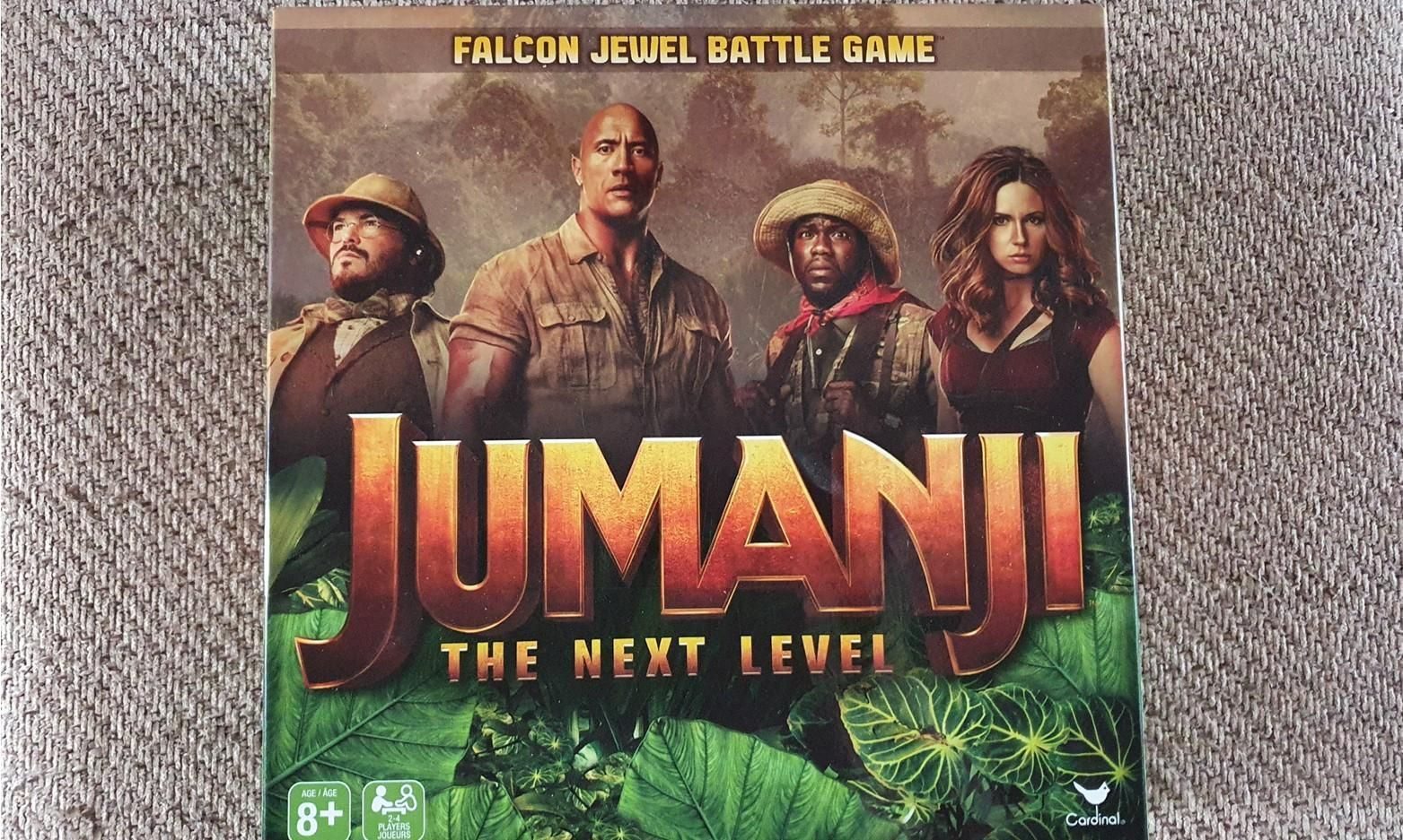 How to Play Jumanji The Next Level Board Game Guide