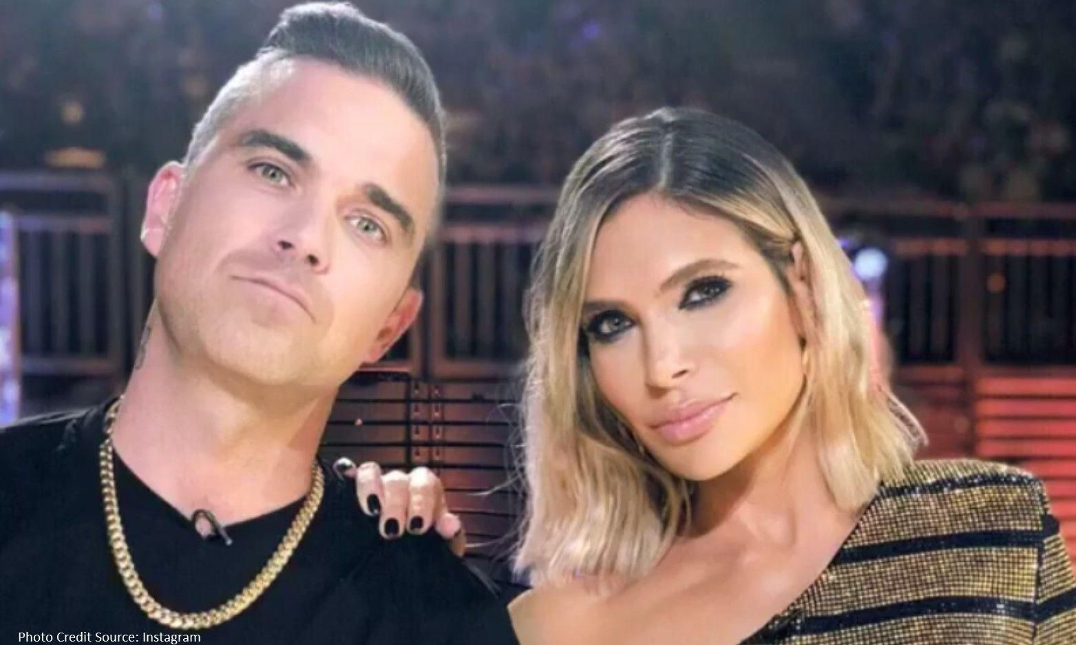 Robbie Williams and Wife Ayda Announce Birth of Their Third Child