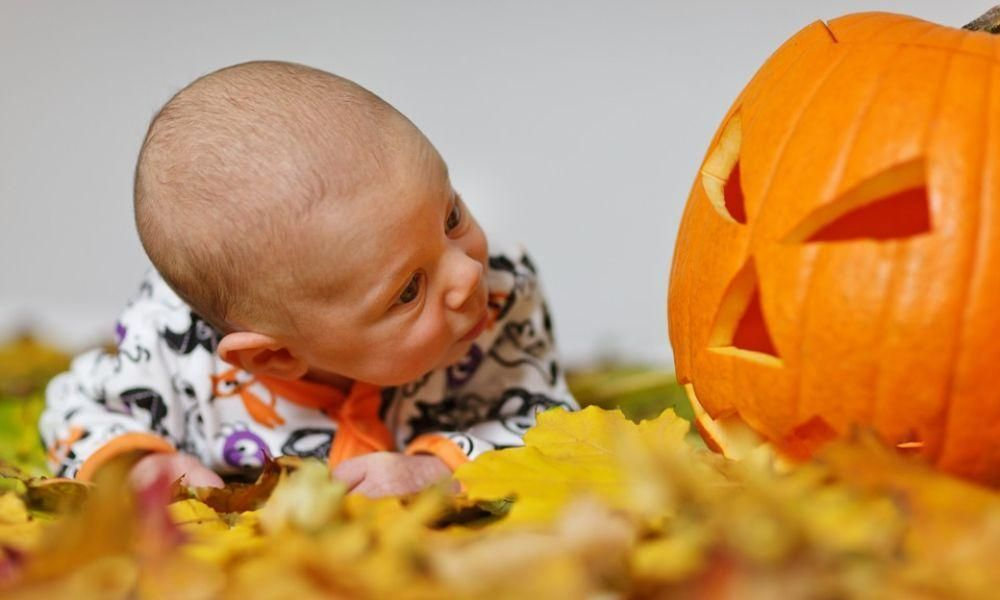 Top 20 Halloween Inspired Girls and Boys Names