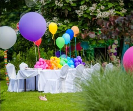 Childrens Party Suppliers