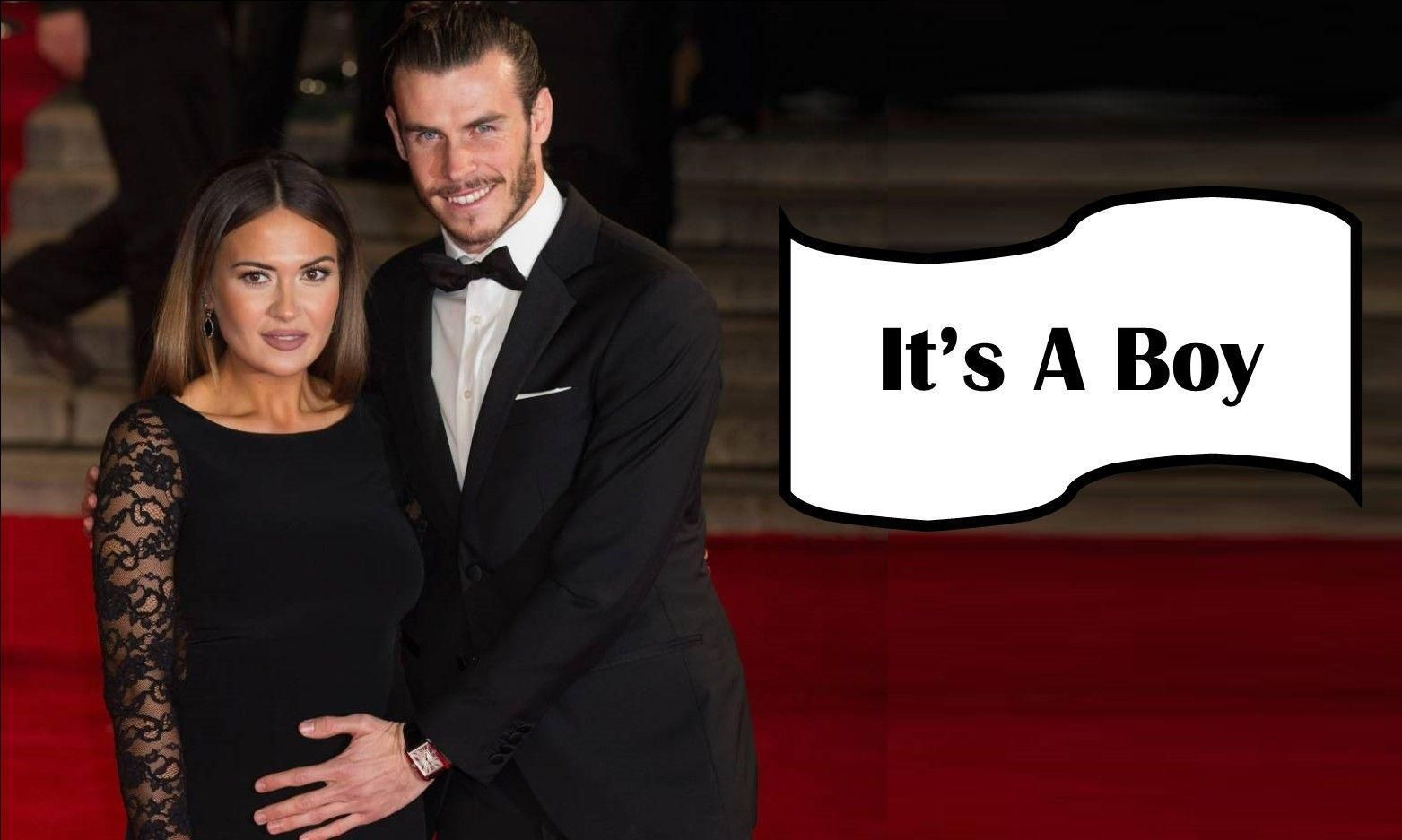 Gareth Bale and His Wife Announces the Safe Arrival of their Third Child